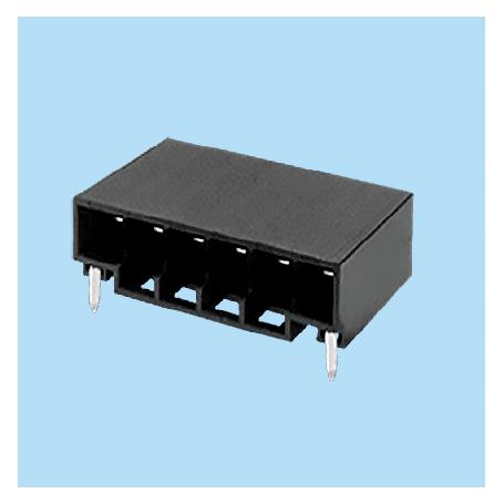 BC015026 / Plug - socket pluggable anti-vibration - 5.08 mm