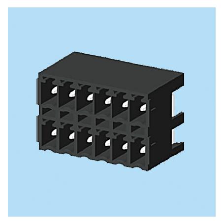 BC022122 / Headers for pluggable terminal block - 3.50 mm