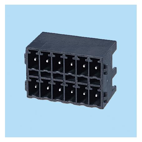 BC022126 / Headers for pluggable terminal block - 3.50 mm