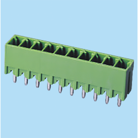 BCECH381V / Headers for pluggable terminal block - 3.81 mm