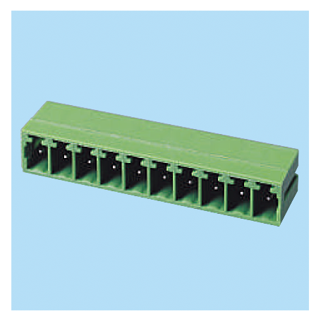 BCECH381R / Headers for pluggable terminal block - 3.81 mm