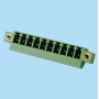 BCECH381AM / Headers for pluggable terminal block - 3.81 mm