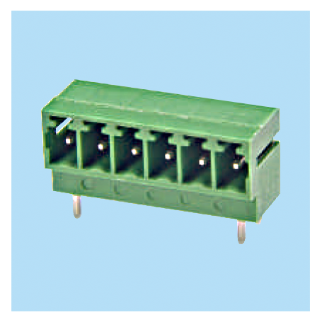 BCECH381H / Headers for pluggable terminal block - 3.81 mm