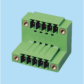 BCEECH381RM / Headers for pluggable terminal block - 3.81 mm