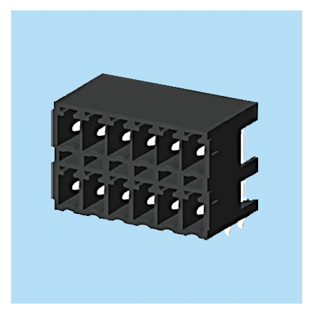 BC022133-L / Headers for pluggable terminal block - 3.81 mm