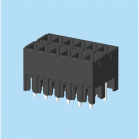 BC022139-L / Headers for pluggable terminal block - 3.81 mm