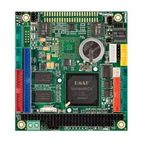 VDX-6356RD / Tarjeta industrial CPU embebida PC104