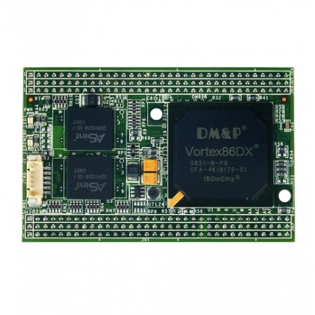 VDX-DIP-ISARD / Modulo CPU embebido
