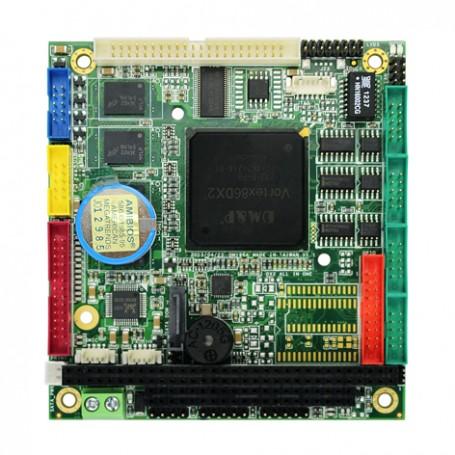 VDX2-6554 / Tarjeta industrial CPU Embebida