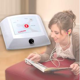 Ergo-Case / Sistema móvil para el tratamiento de dolencias del oído interno