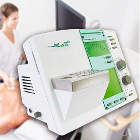 Top-Knobs / Elemento operativo para un dispositivo de diagnóstico