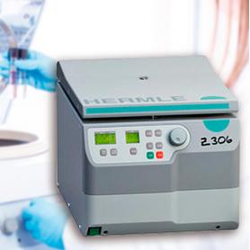 Com-Knobs / Elemento operativo para centrifugado universal