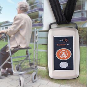 Minitec / Radio transmisor para sistema de llamada de emergencia para pacientes