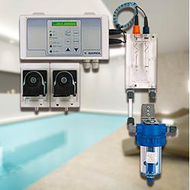 Robust-Box / Unidad de medición, regulación y medición de la calidad del agua