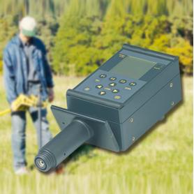 Robust-Box / Detector de metales portátil
