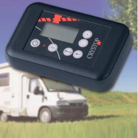 Soft-Case / Unidad de control remoto para el receptor de satélite AutoSat