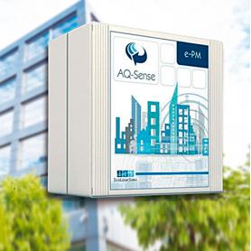 Robust-Box / Sensor para la contaminación del aire