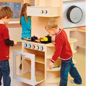 Com-Knobs / Elementos de mando para muebles de cocina infantiles