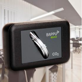 Soft-Case / Sensor para medir la concentración de dióxido de carbono