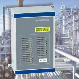 Robust-Box / Sistema de detección de gas estacionario