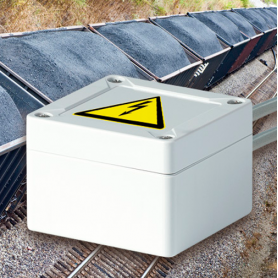 In-Box / Medidor de vibraciones para centrifugadoras