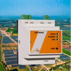 Railtec B / Módems industriales VDSL2 / ADSL2