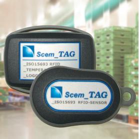 Minitec / Sensor RFID transpondedor y registrador de datos
