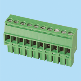 BCEC350RL / Plug for pluggable terminal block screw - 3.50 mm