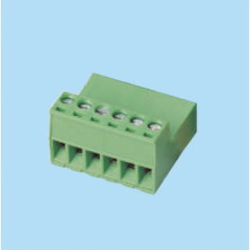 BCCPC350 / Plug for pluggable terminal block screw - 3.50 mm