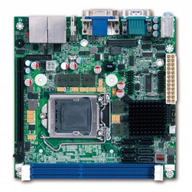 WADE-8012 / Placa MINI-ITX industrial