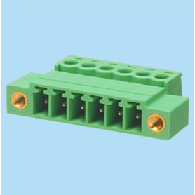 BCECSH381VM / Plug for pluggable terminal block screw - 3.81 mm