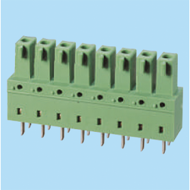 BCEC381CV / Plug for pluggable terminal block screw - 3.81 mm