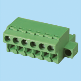 BC5ESDFM / Plug for pluggable terminal block - 5.00 mm