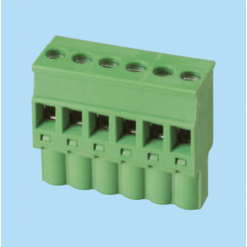 BC5ESDPL / Plug for pluggable terminal block - 5.00 mm