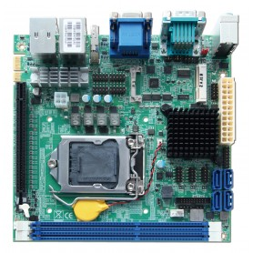 WADE-8015 / Placa MINI-ITX industrial