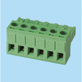 BC5ESDT / Plug for pluggable terminal block - 5.00 mm