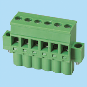BC5ESDPLM / Plug for pluggable terminal block - 5.00 mm