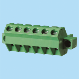 BC5ESDAM / Plug for pluggable terminal block - 5.00 mm