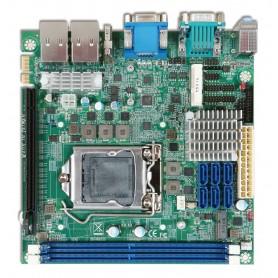 WADE-8017 / Placa MINI-ITX industrial