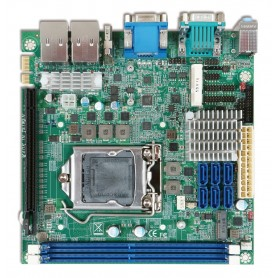 WADE-8017 / Placa MINI-ITX industrial