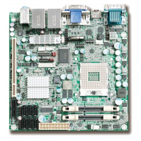 WADE-8020 / Placa MINI-ITX industrial