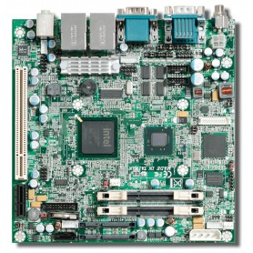 WADE-8075 / Placa MINI-ITX industrial
