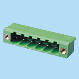 BC2EHDRM / Header for pluggable terminal block - 5.00 mm