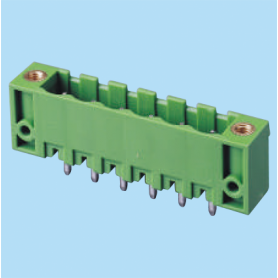 BC5EHDVM-XX-PEVER / Header for pluggable terminal block - 5.00 mm