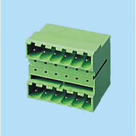 BC5EHDBR / Header for pluggable terminal block - 5.00 mm
