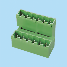 BC5EEHDVC / Header for pluggable terminal block - 5.00 mm