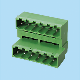 BC5EEHDRC / Header for pluggable terminal block - 5.00 mm