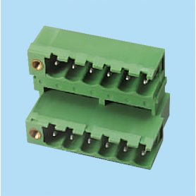 BC5EEHDRML / Header for pluggable terminal block - 5.00 mm