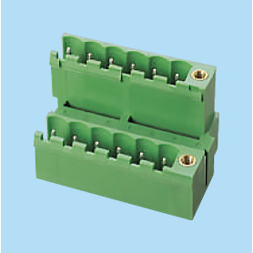 BC5EEHDVMR / Header for pluggable terminal block - 5.00 mm