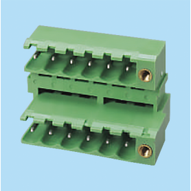 BC5EEHDRMR / Header for pluggable terminal block - 5.00 mm